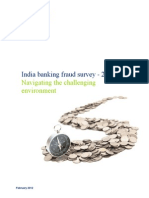 India Banking Fraud Survey 2012