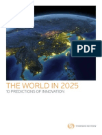 The World in 2025_Top Ten Predicted Innovations