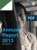 Annual Report 2013 Aids Hiv