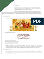 Dhanteras Puja Muhurta