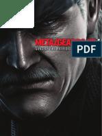 8 - Metal Gear Solid 4 Guns of the Patriots.pdf