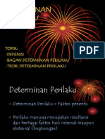 K - 3 Determinan Perilaku.ppt