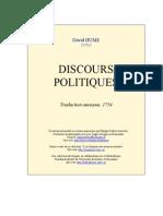 Hume - Discours Politiques.pdf