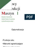 PKM I - optymalizacja -belka - proe.pdf
