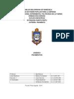 Trabajo de Unidad I Pavimentos.doc
