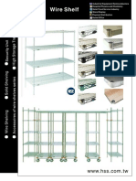 Wire Shelves Series