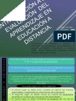 Introducción a la evaluación  del aprendizaje en educación.pptx