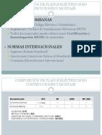 composicion de planos electricos para construciones y montaje.pptx