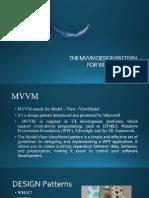MVVM Fundamentals