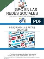 PELIGRO EN LAS REDES SOCIALES.pptx