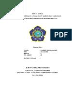 Paper Dampak Pencemaran Lingkungan Akibat PT Semen Baturaja