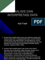 Analisis Data Kualitatif