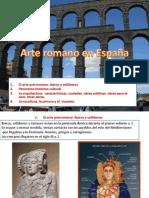 arte romano en espaa