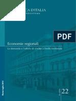 Economie Regionali. Vol. 2 - Credito