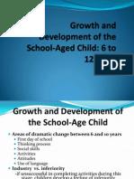 G&D of School-Age Child