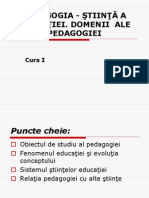 Cursul I_Pedagogia ca stiinta.ppt