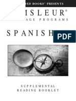 Spanish 2 Booklet Pimsleur