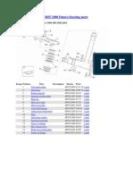 RST 1000 Futura y Falco Steering parts.docx
