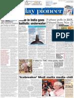 Epaper Delhi English Edition 26-10-2014