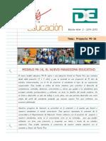 Boletín 'Más Por La Educación' - Edición Núm. 3