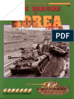 Concord Publishing Tank Warfare in Korea 1950-53