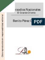 Pérez Galdos, Benito - Episodios Nacionales - El Grande Oriente.pdf