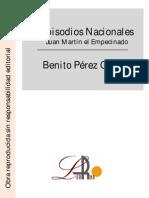 Pérez Galdos, Benito - Episodios Nacionales - Juan Martín el Empecinado.pdf