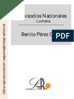 Pérez Galdos, Benito - Episodios Nacionales - Luchana.pdf