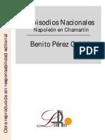 Pérez Galdos, Benito - Episodios Nacionales - Napoleón en Chamartín.pdf
