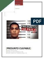 Ensayo Presunto Culpable.docx