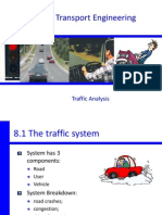 CIV3703 - 8A Traffic Analysis