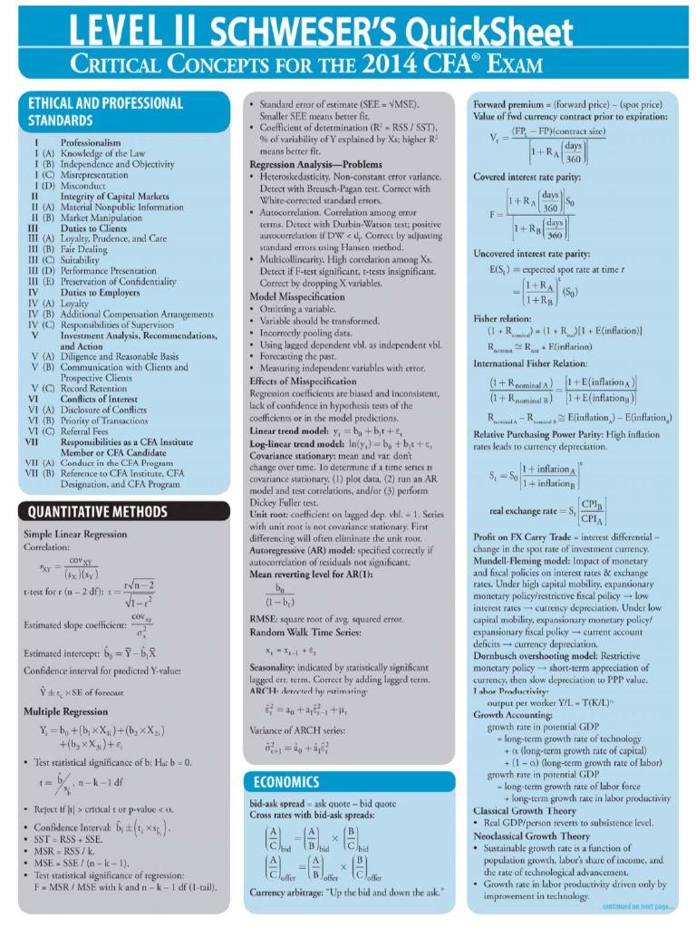 level pdf 2016 2 cfa books