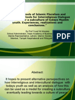 YLS Yusuf Interfaith 2009 Ppt