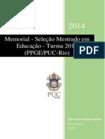 MEMORIAL MESTRADO PUC.docx