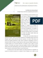 Reseña de  Memorias de un soldado desconocido.pdf