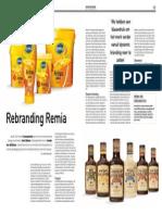 Rebranding Remia