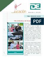 Boletín 2 Mas Por La Educacion, De