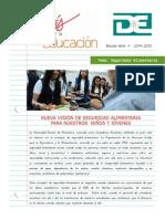 Boletin 4 Mas Por La Educacion De