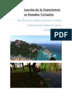 Sistematización de la Experiencia en los Mundos Virtuales  - DRA. PAULINA SARZOSA GUERRA.docx