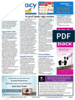 Pharmacy Daily for Mon 27 Oct 2014 - Pharm prof leads regs review, Three diseases cause 1/3 deaths, $555m Soliris sales, Kalydeco PBS list, and much more