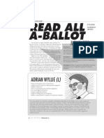 Read All A-Ballot