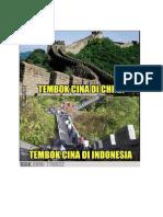 Gambar Lucu Tembok Besar Indonesia