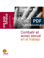 Acoso sexual en el trabajo wikipedia