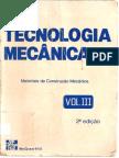 VICENTE CHIAVERINI - Tecnologia Mec Vol. III - Materiais de Constr Mec.pdf