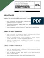 CONTENIDOS MÍNIMOS 2ºESO 1ª EVALUACION 0910
