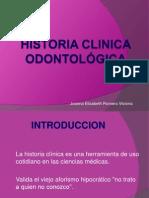 historia clinica.ppt