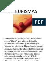 Aneurisma.pptx