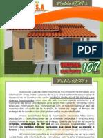 (TL-M) ESPECIFICACIONES Y COSTOS DE VIVIENDA UNIFAMILIAR MODELO KEM-5 DE 107 M2 (ENERO 2014).pdf