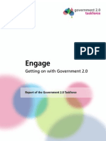 Australian Government 2.0 Taskforce Report