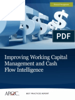 APQC Protiviti Working Capital Management Study